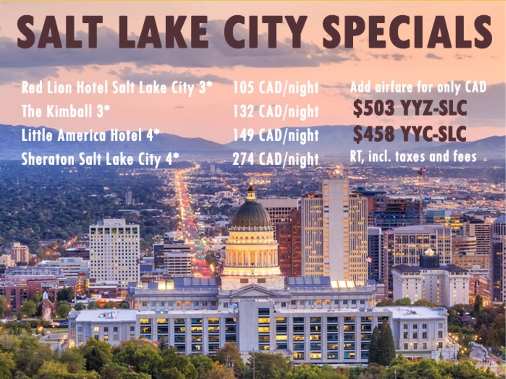 Cheap Hotels In Salt Lake City