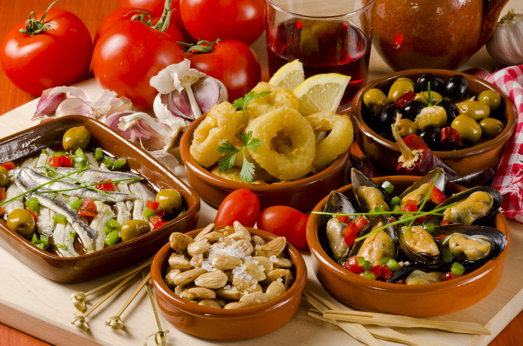 3 Types of Spanish Tapas
