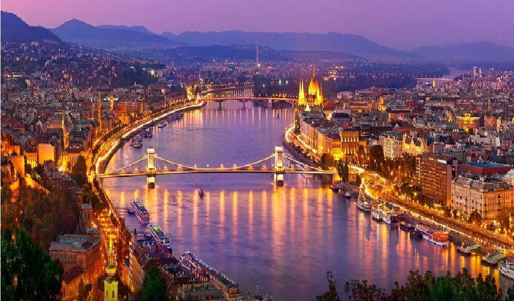 GRAND EUROPEAN TOUR- VIKING RIVER CRUISES