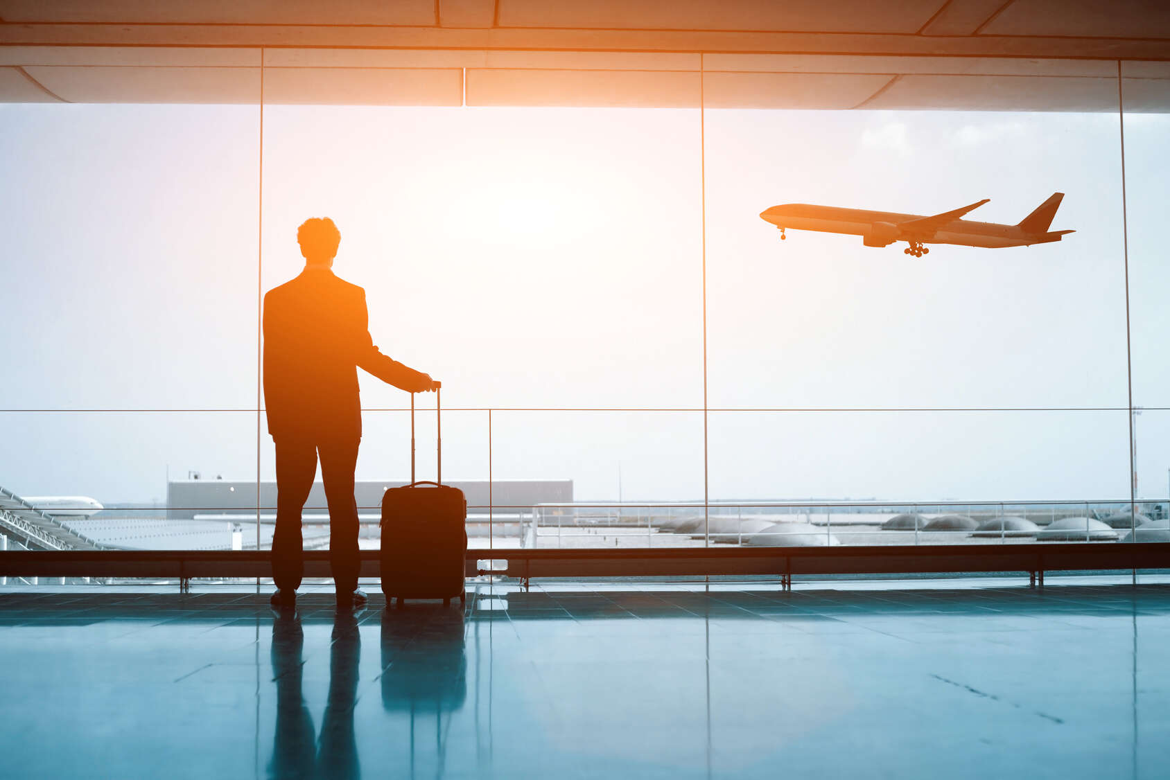 In tough times do you freeze all business travel, or invest in the growth of your company…?