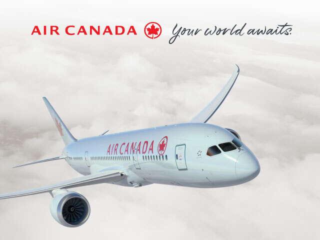 New Premium Travel Options on Air Canada