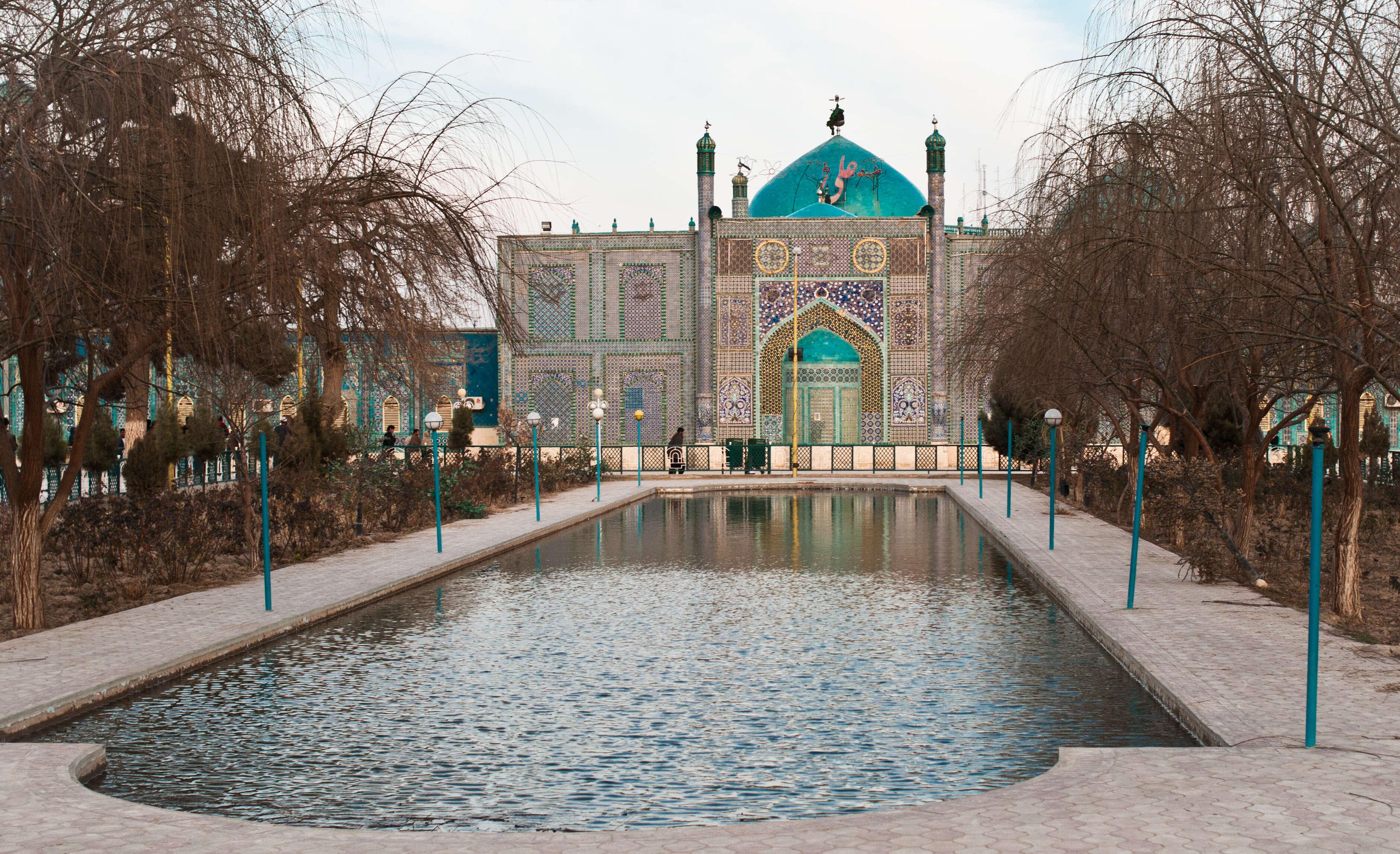 Mazar-i-Sharif