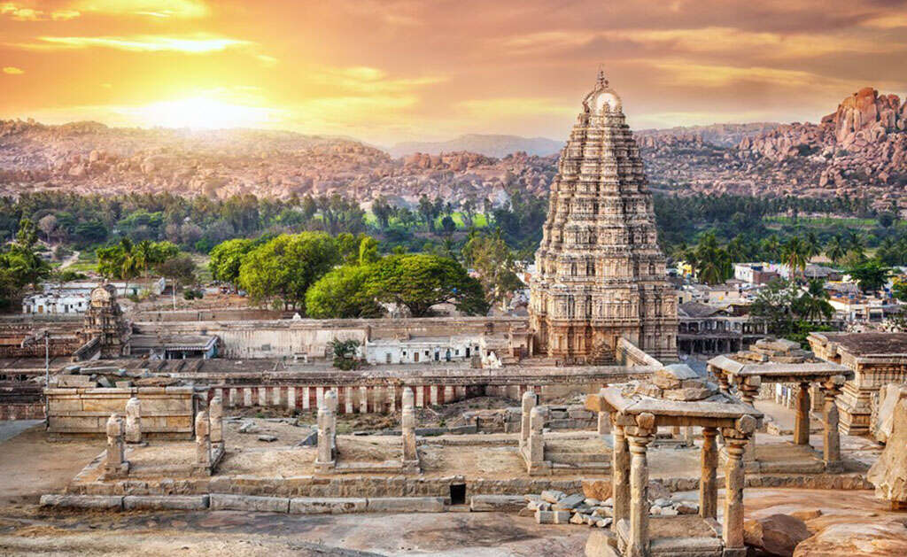 5 Days- HAMPI- THE VIJAYANAGAR EMPIRE