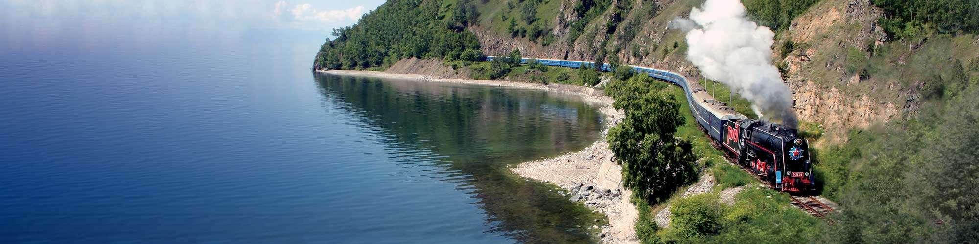 THE GOLDEN EAGLE LUXURY TRAIN- TRANS SIBERIAN EXPRESS