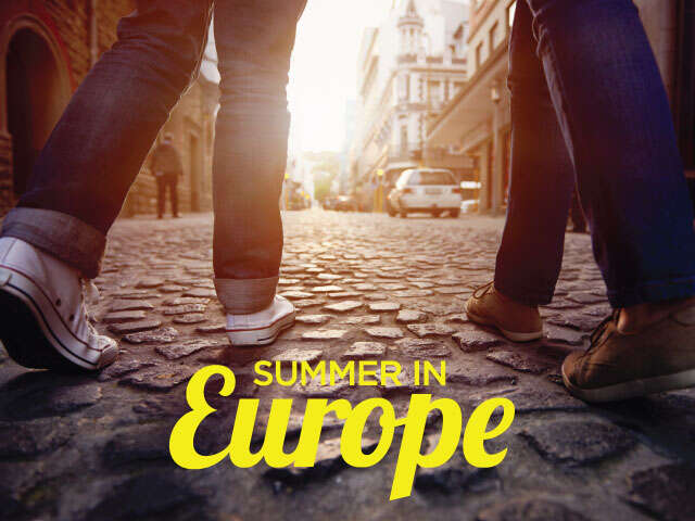 Summer in Europe - Flights on Sale - Vancouver and Calgary