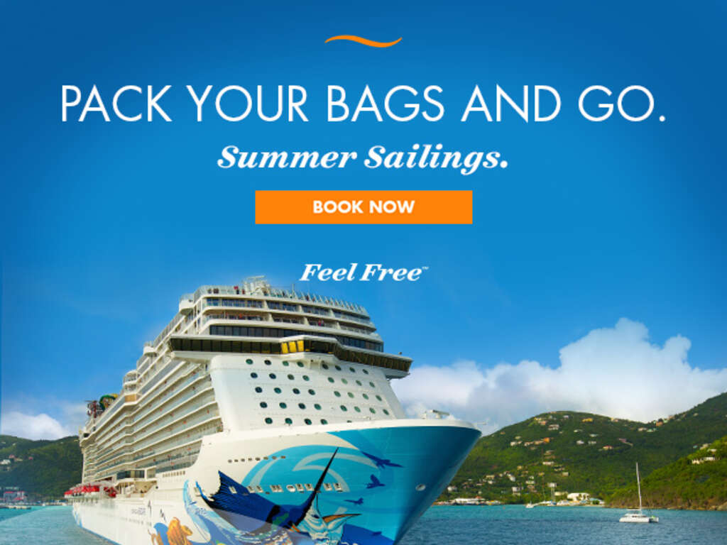 Norwegian Cruise Line Your Summer Vacation Lineup