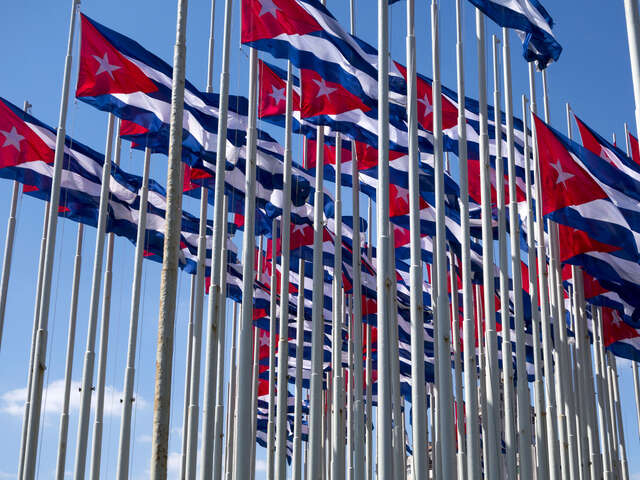 Lost in Havana by Margie Goldsmith
