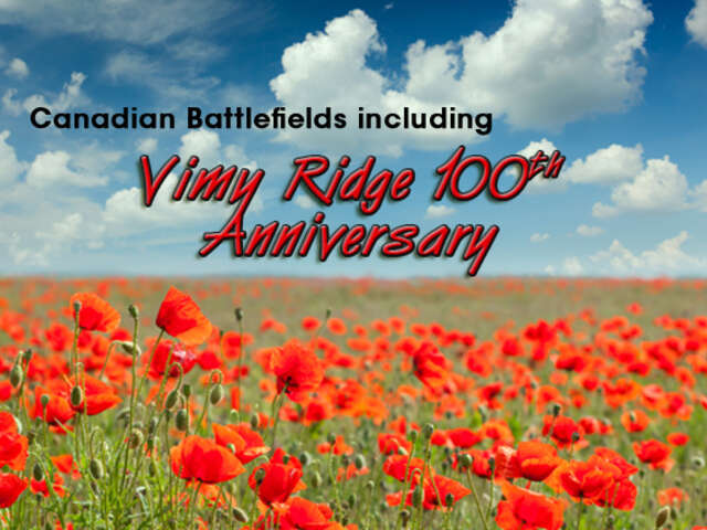 Vimy Ridge 100th Anniversary 2017