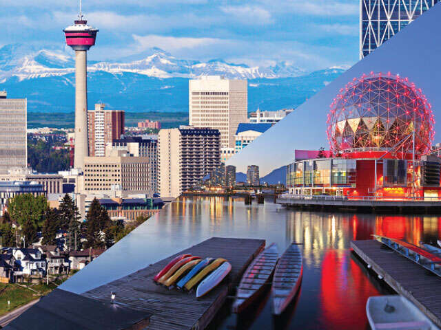 Flights Between Vancouver and Calgary ON SALE