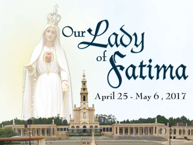 Our Lady of Fatima - Portugal and Spain