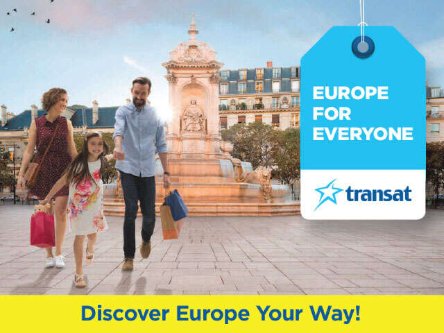Discover Europe Your Way - Vancouver & Calgary