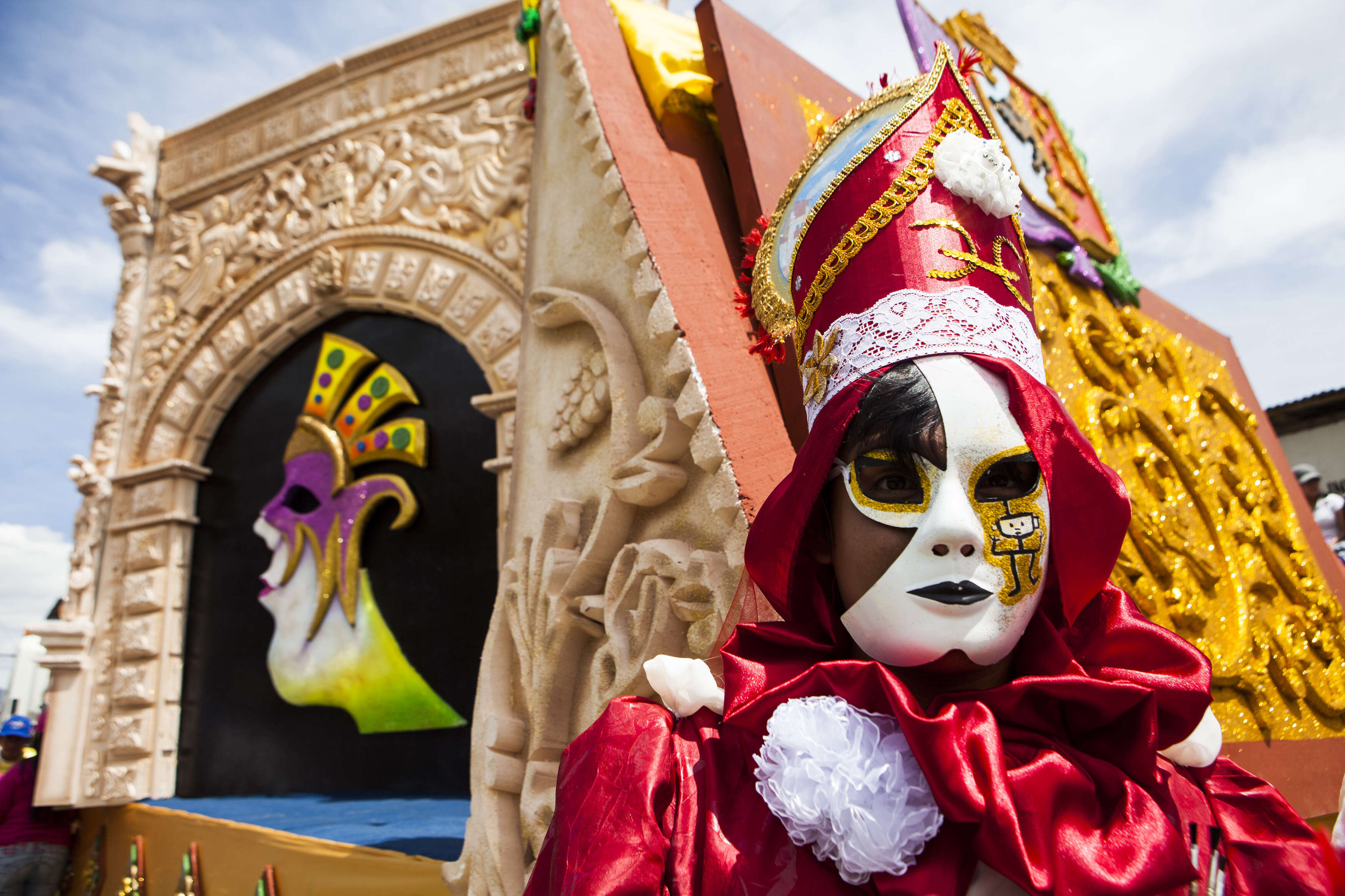Four Winter Festivals in Peru