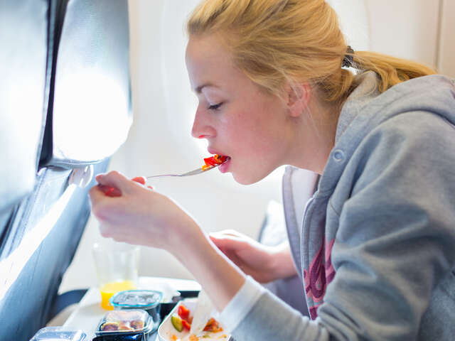 Plan Ahead, What You Can Bring On The Plane To Eat