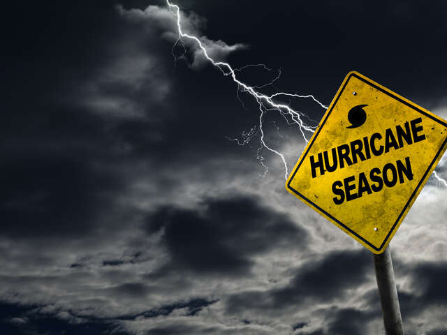 Stuck in a Hotel During a Hurricane? Here's What to Do!