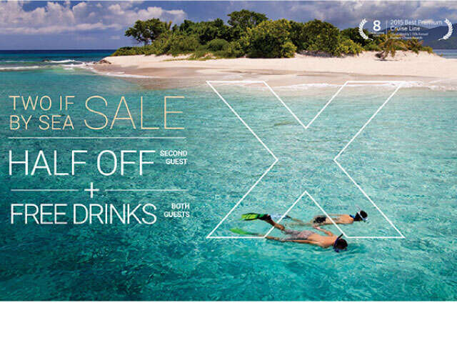 Celebrity Cruises Two If By Sea Sale