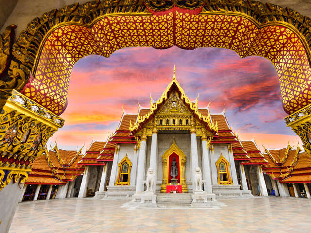 Bangkok Awarded 4th in 'The Travellers' Choice Destination Awards for Asia