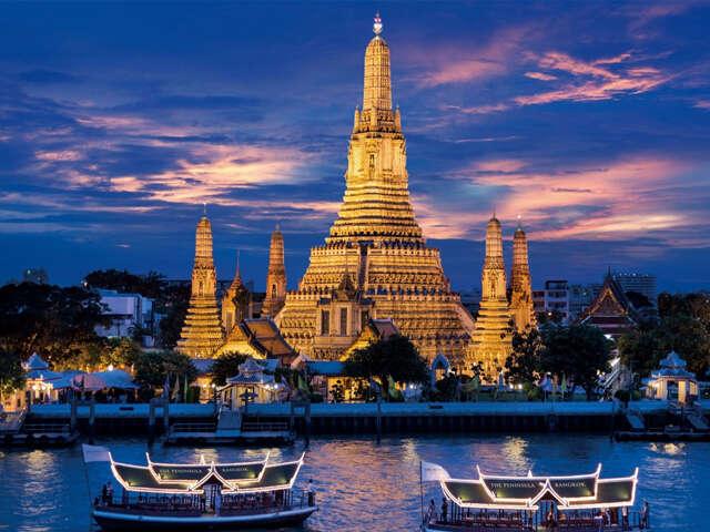 Best of Serene & Shrine Thailand