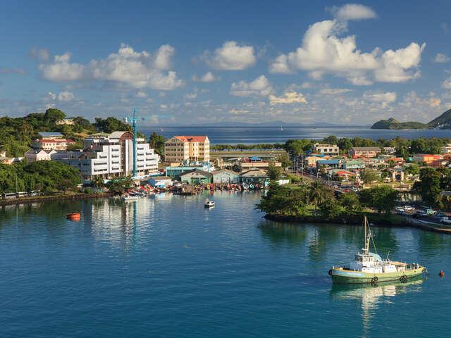 Sandals Regency St Lucia