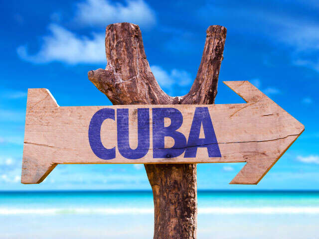 Discover Cuba this Winter