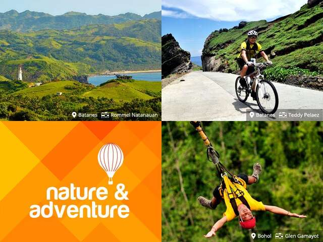 Looking for adventure?  Find it in the Philippines!