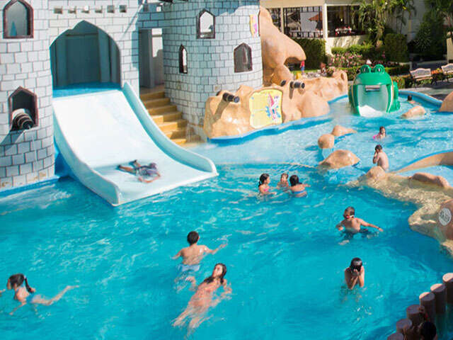 Kids Stay FREE at Crown Paradise Resorts in Mexico
