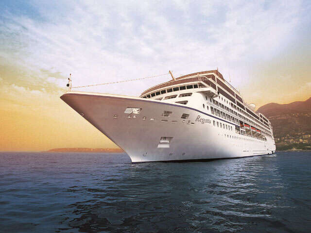 Oceania Cruises: All 3 for Free