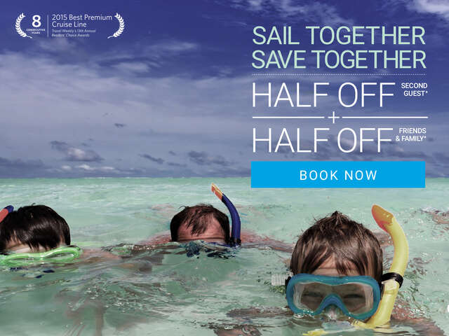 Sail Together, Save Together with Celebrity Cruises