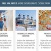Explore Santorini, FREE Business Class Air