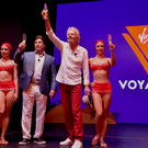 Sir Richard Branson's New Cruise Line Revealed