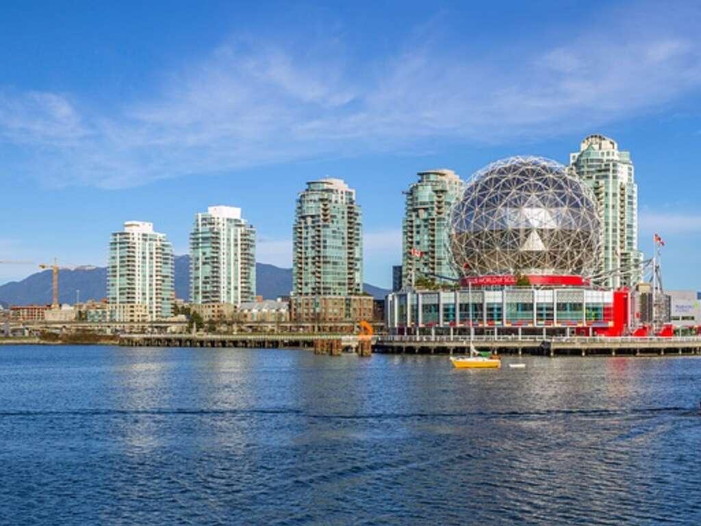 Spring 2018 Vancouver Departures