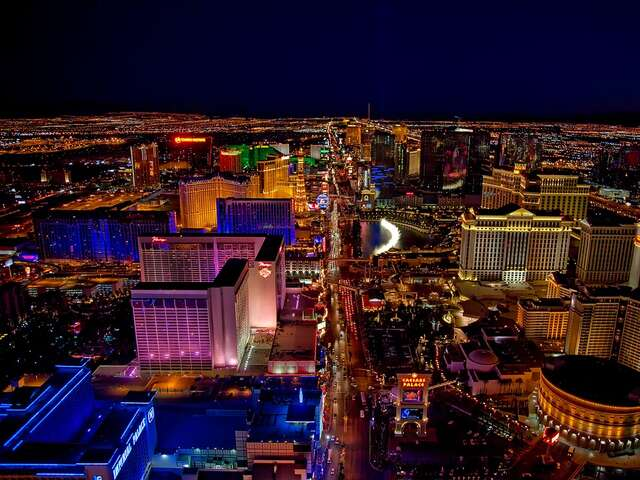 Spring Getaway - 3 Nights in Las Vegas & 3 Nights Cruising!