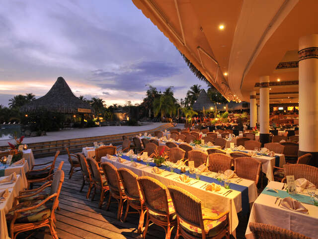 Intercontinental Tahiti Dream & Dine