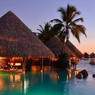 Tahiti, A Honeymoon Paradise