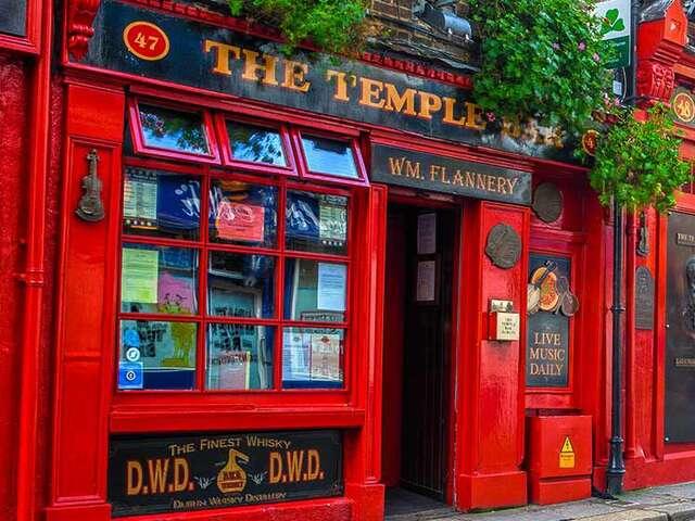 Dublin, easy on the Pocket