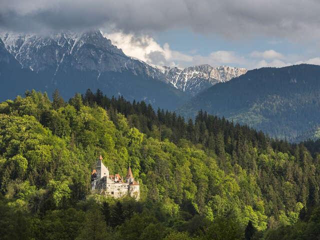 Trans-Carpathian Castles, Mountains and Adventures