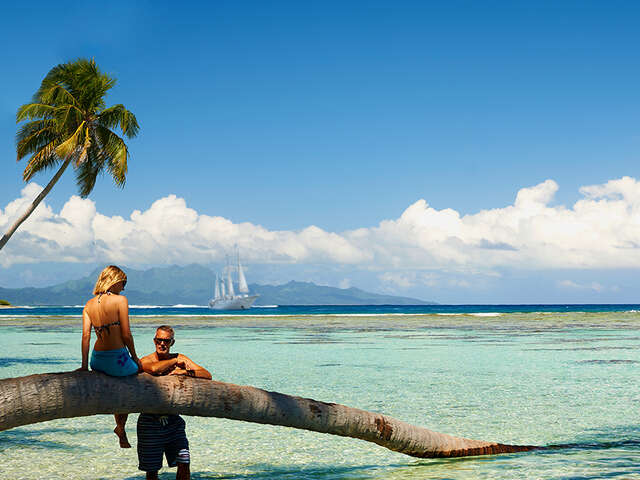 See More of Tahiti, Private Yacht Style