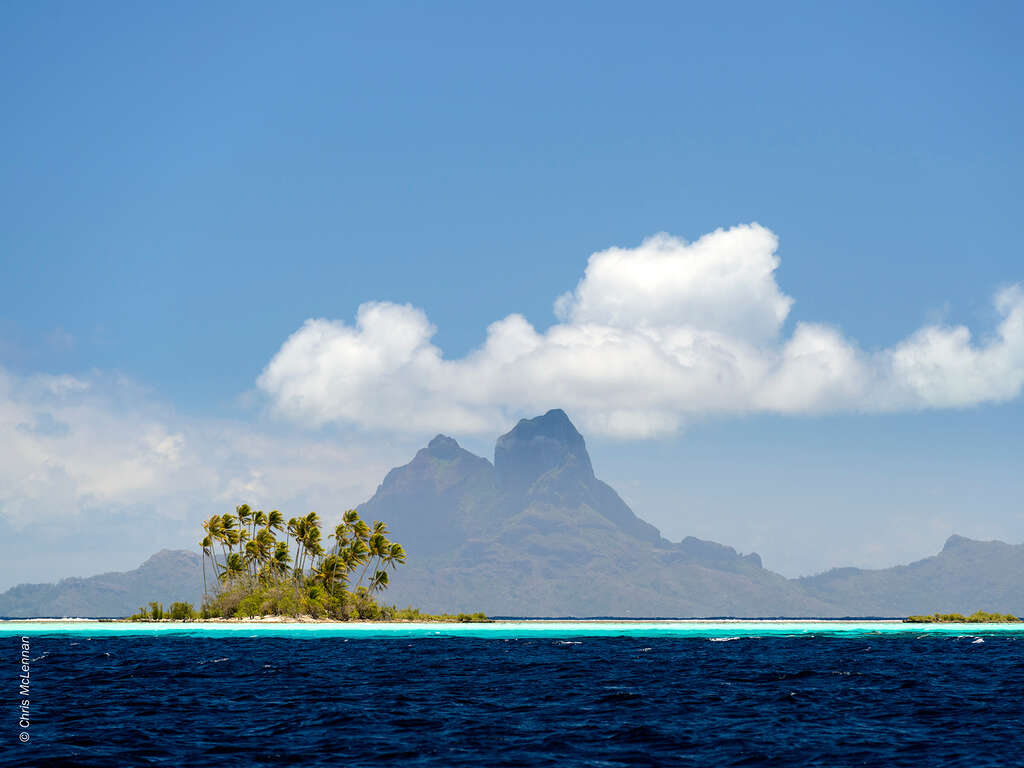 South Pacific Island Hopping Flights