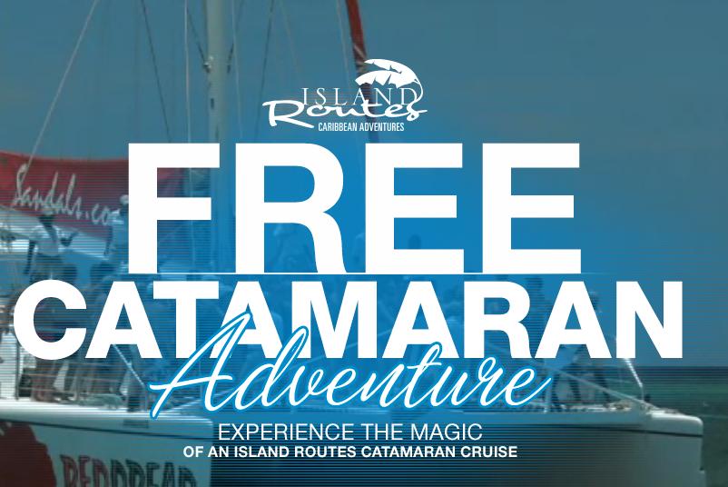 Free Catamaran Tour at Select Sandals Resorts