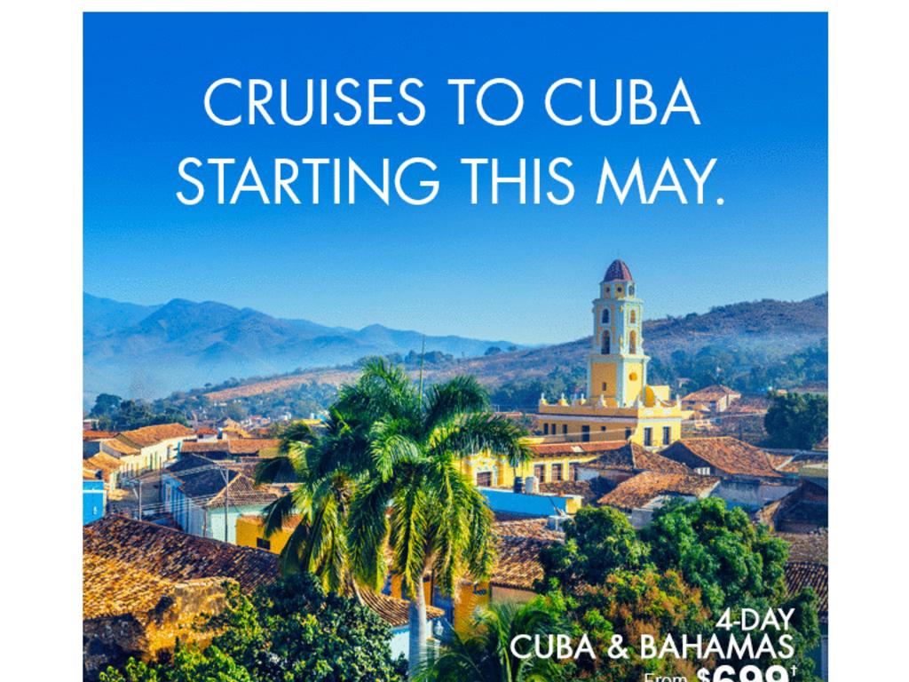 Norwegian Cruise To Cuba From 699