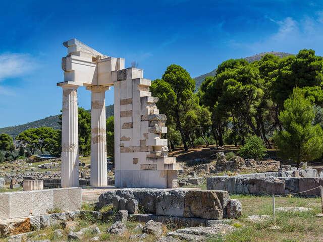 Arcadia, Greece