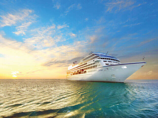 Oceania Cruises OLife Choice Sale