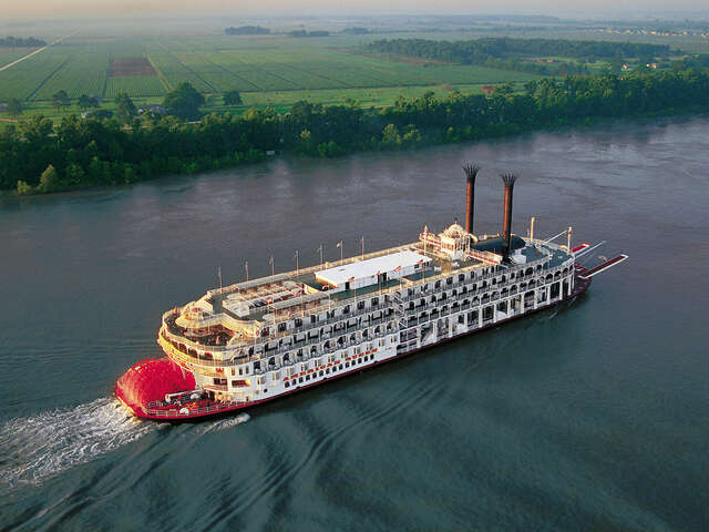 Cruise America's Rivers With American Queen Steamboat Company!
