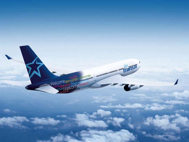 Air Transat Seat Sale - BC