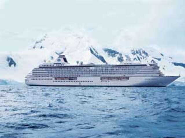 Crystal Serenity Northwest Passage