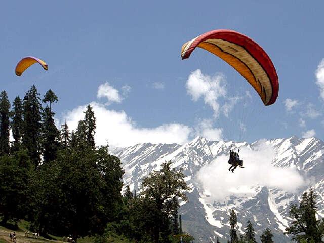 Shimla, Manali and Chandigarh - A cool retreat