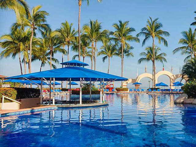 Receive up to $1,000 Resort Credit at Barcelo Hotels & Resorts