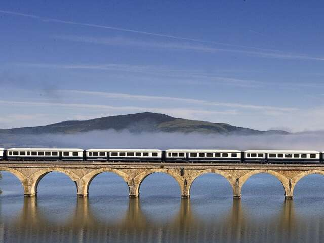Discover Spain on a Luxury Train Journey