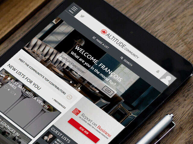 Air Canada Vacations Offers Bonus Altitude Qualifying Miles and Extra Perks for Altitude Members