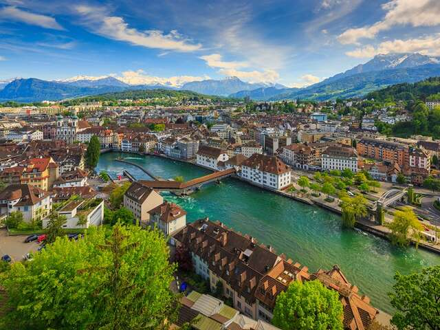 Save $100 on Grand Tour to Switzerland!