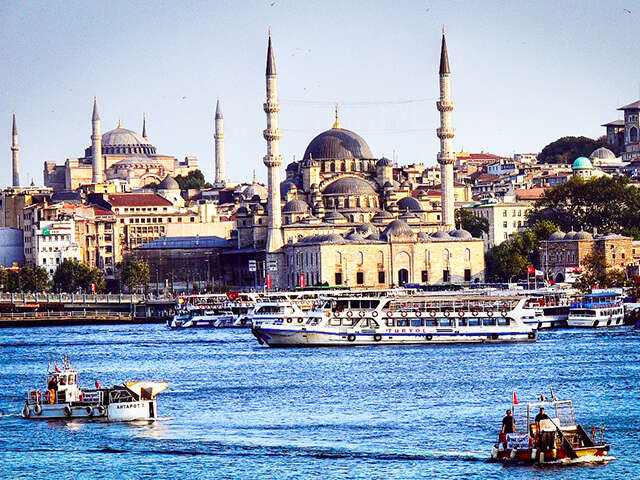 Visit Istanbul- a stunner in any season